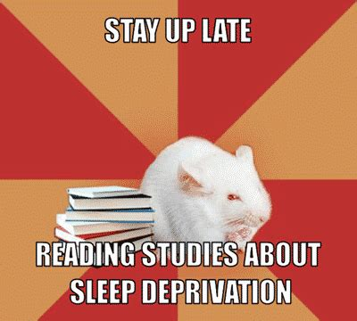 Research paper sleep deprivation college students